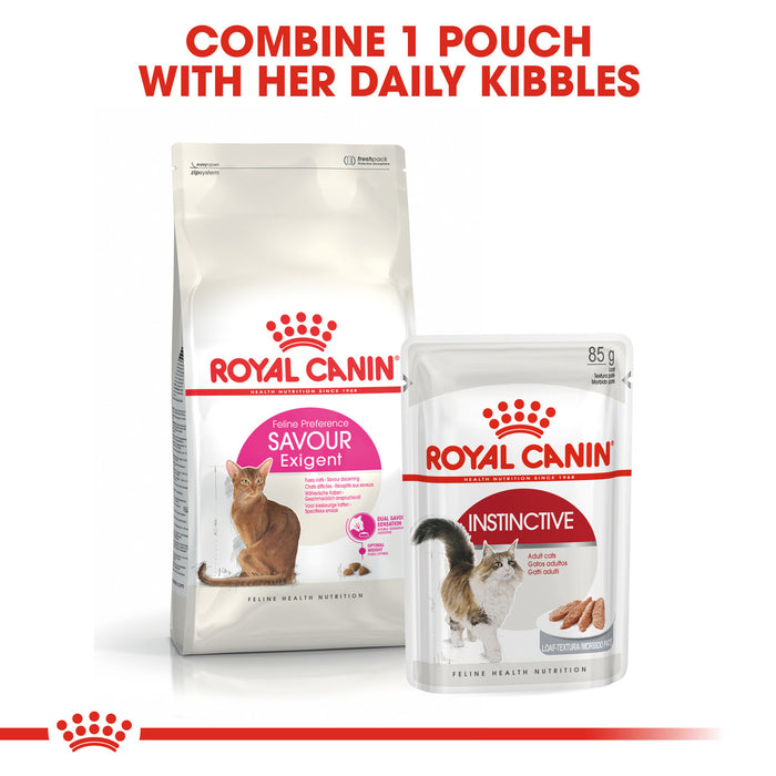 Royal Canin Savour Exigent Dry Adult Cat Food - 10kg