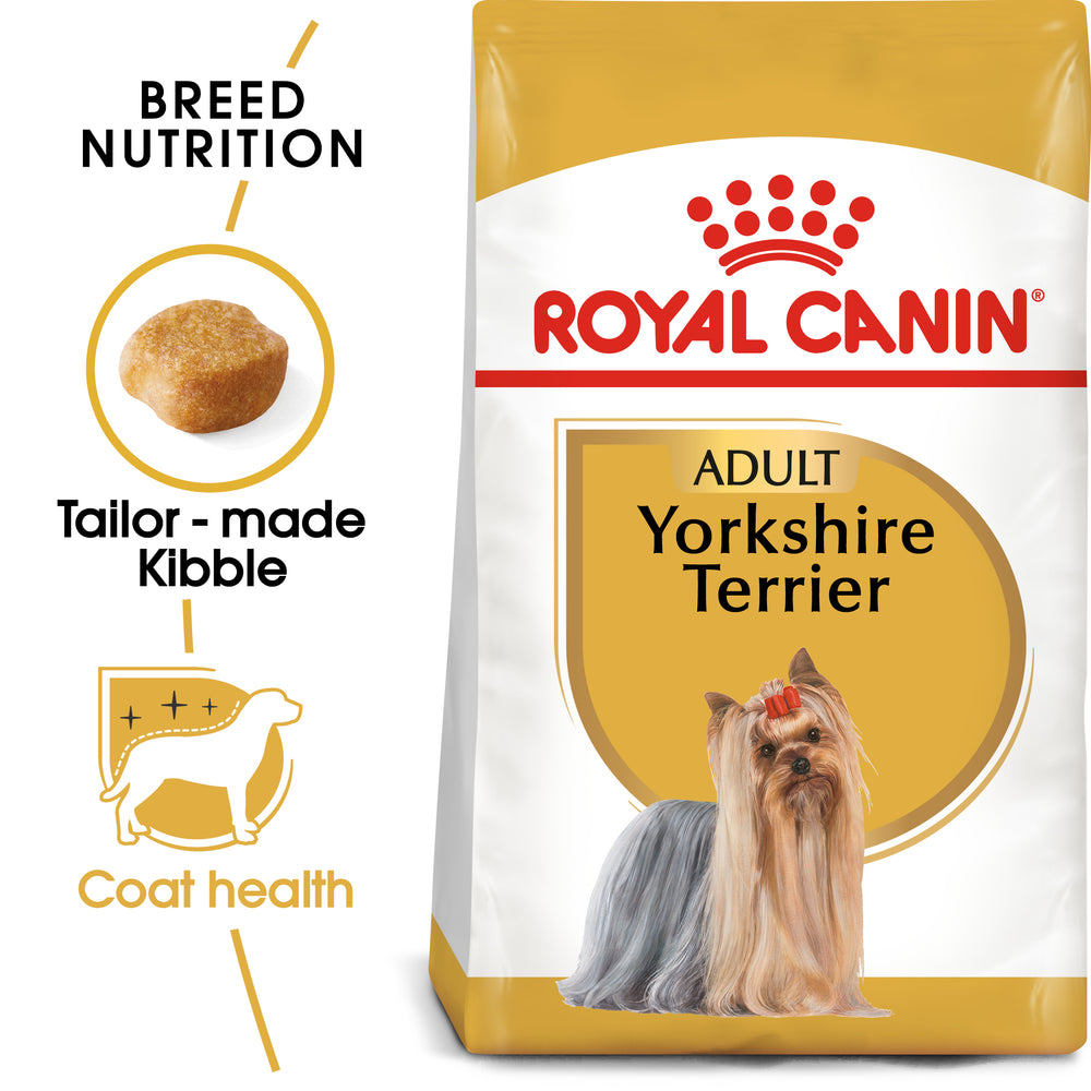 Royal Canin Yorkshire Terrier Adult Dry Dog Food - 7.5kg