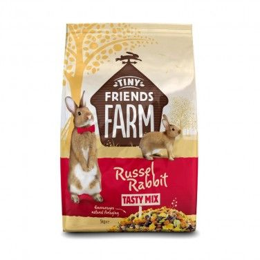 Tiny Friends Farm Russel Rabbit Tasty Mix Rabbit Food - 5kg