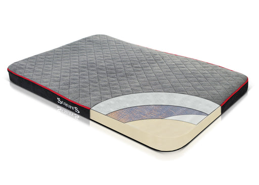 Scruffs Thermal Mattress Bed - 82x58cm (various colours)