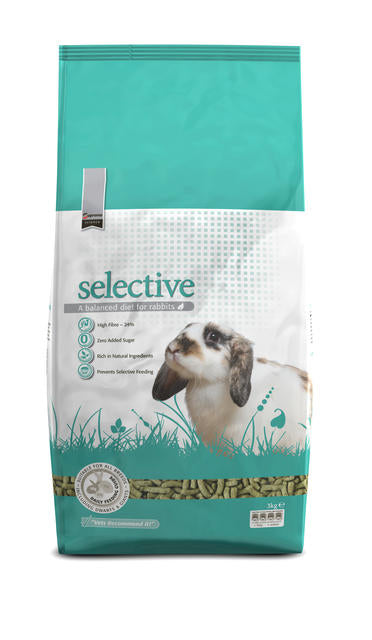 Supreme Science Selective Rabbit Food - 5kg