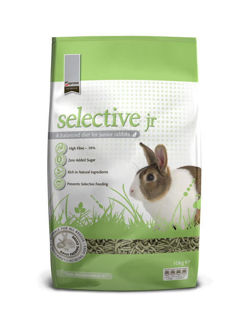 Selective Rabbit Junior - 10kg