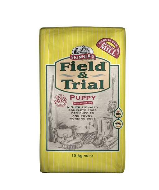 Skinners Field & Trial Puppy Dry Dog Food - 15kg
