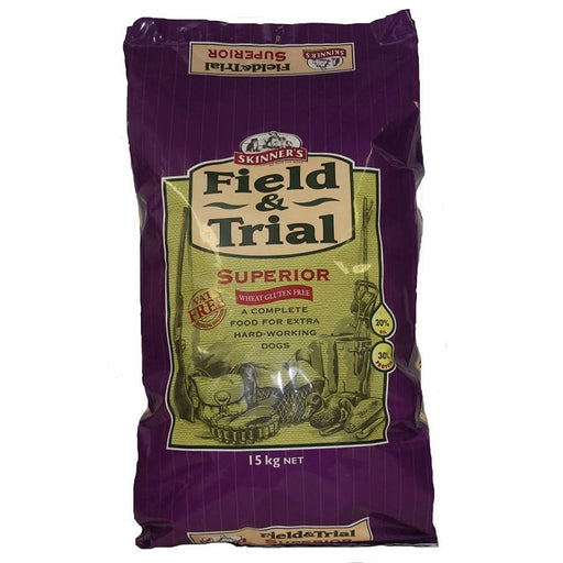 Skinners Field & Trial Superior Dry Dog Food - 15kg