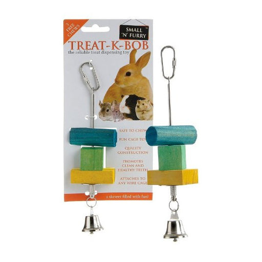 Small 'N' Furry Treat K-Bob Stick Single