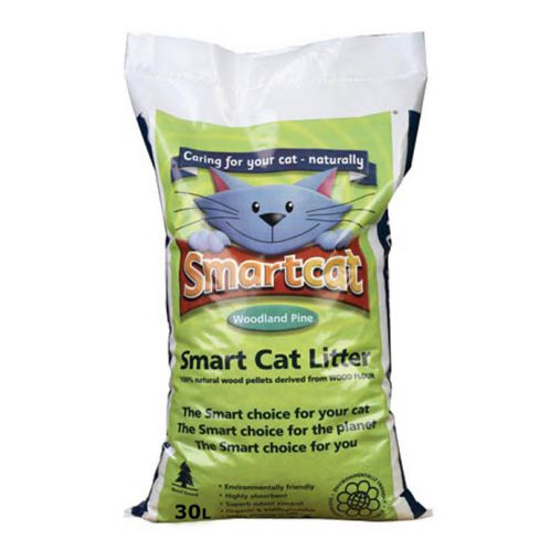 Smart Cat Wood Litter