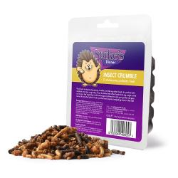 Spikes Insect Crumble Hedgehog Treat - 100g