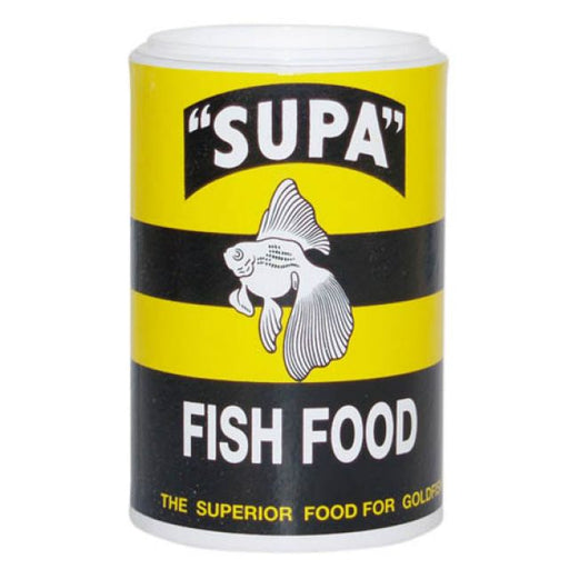 Supa Fish Food - 25g