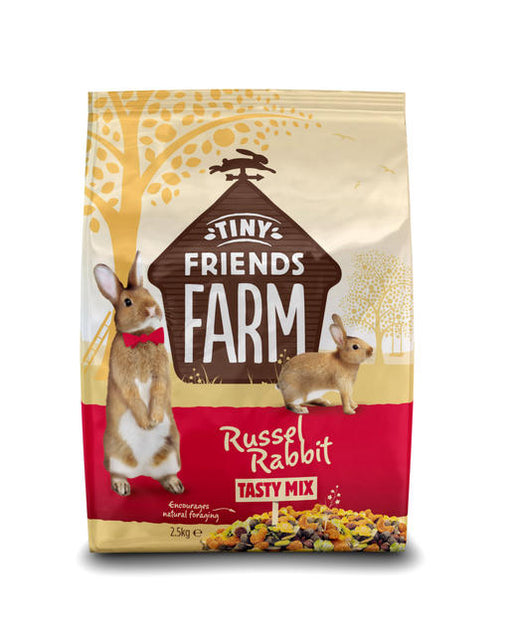 Supreme Russel Rabbit Original Rabbit Food- 2.5kg