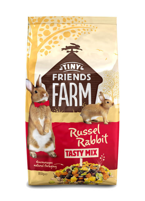 Supreme Russel Rabbit Original Rabbit Food - 850g