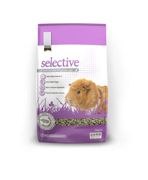 Supreme Science Selective Guinea Pig Food - 10kg