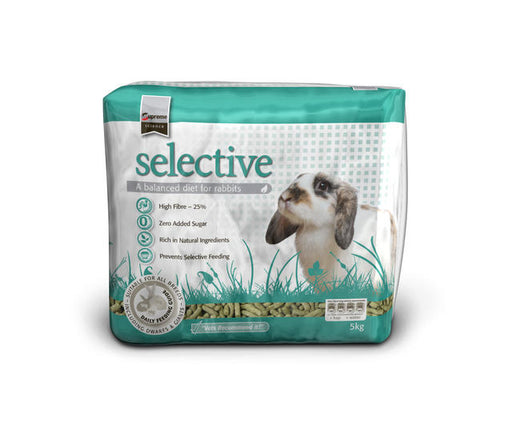 Supreme Science Selective Rabbit Food - 3kg