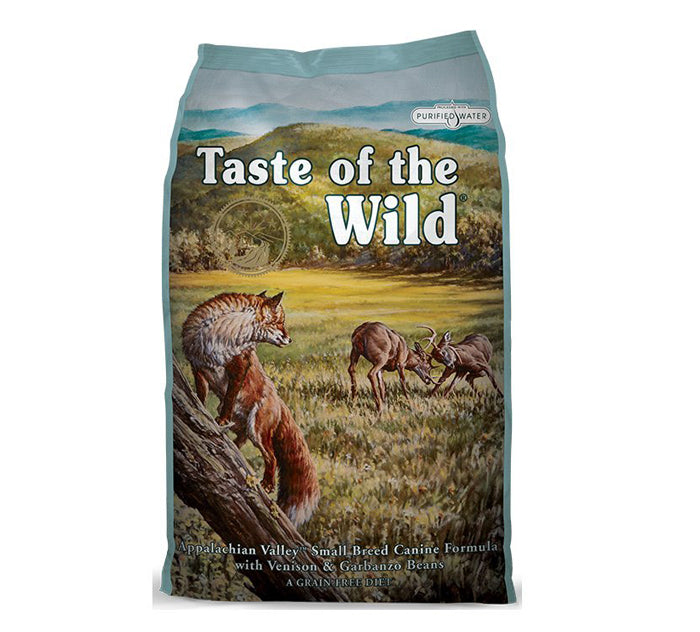 Taste of the Wild Appalachian Valley Adult Dry Dog Food - 12.2kg