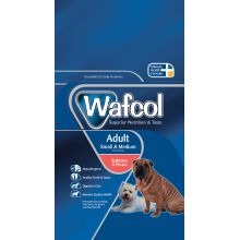 Wafcol Adult Salmon & Potato Small/Medium Dry Dog Food - 12kg