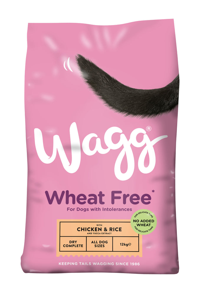 Wagg Complete Wheat Free Chicken Dry Dog Food - 12kg (formerly Complete Sensitive)