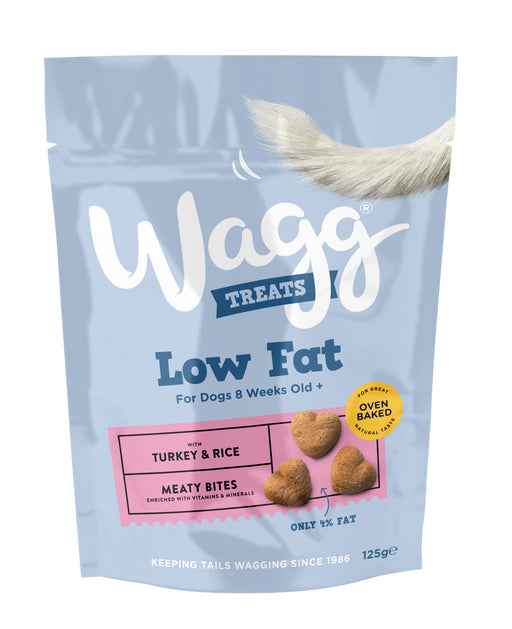 Wagg Low Fat Dog Treats 100g