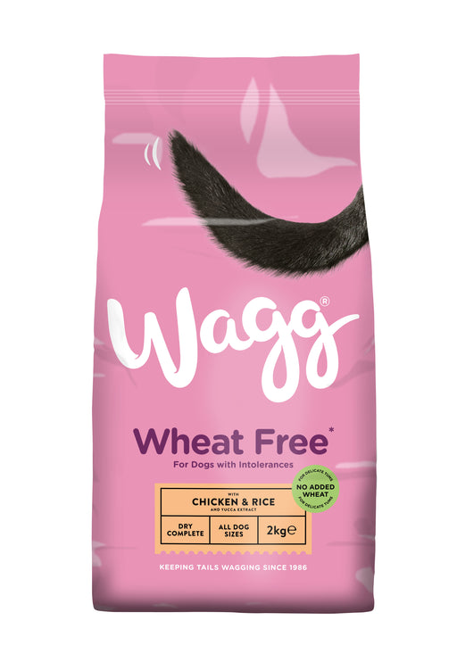 Wagg Complete Wheat Free Chicken Dry Dog Food - 2kg (formerly Complete Sensitive)