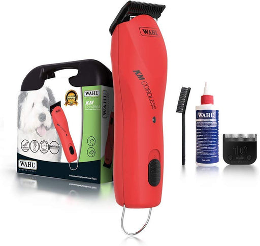 Wahl Pro KM Cordless Animal Clipper Kit