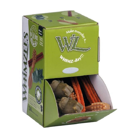 Whimzees Medium Dog Chews Variety Box