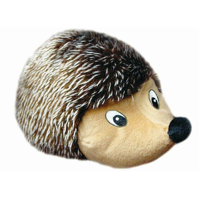 Danish Design Harry The Hedgehog Dog Toy - 8""