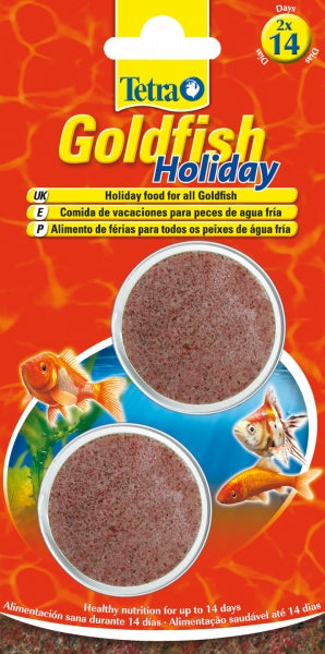Tetra Goldfish Holiday Food 12g