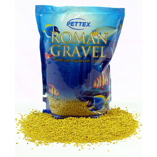 Aquatic Roman Gravel Lemon Zest 2kg