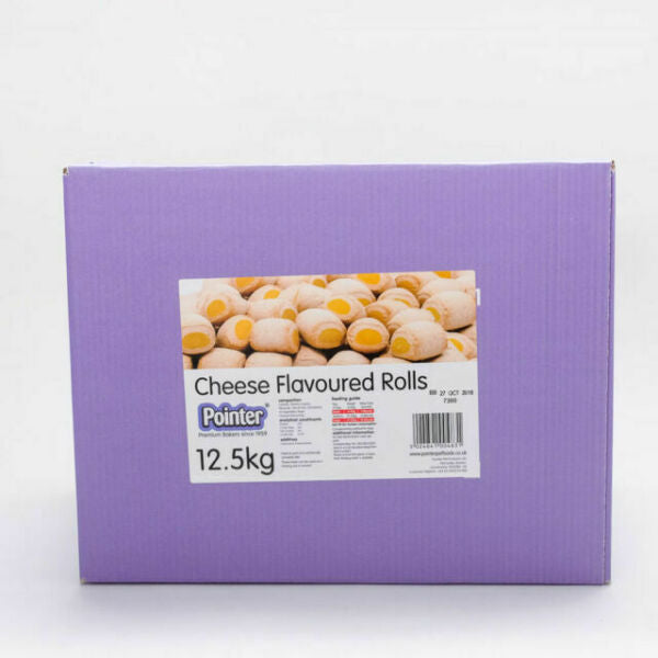 Pointer Cheesy Rolls Dog Treats 12.5kg
