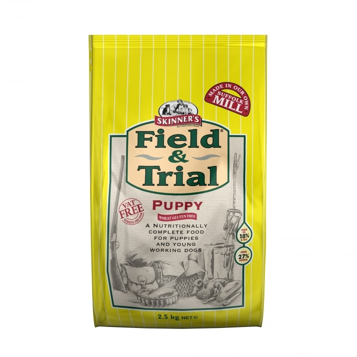 Skinners Field & Trial Puppy Dry Dog Food 2.5kg