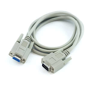 CA-2 D-Sub 9-Pin M-F RS232 Serial Cable for A1000