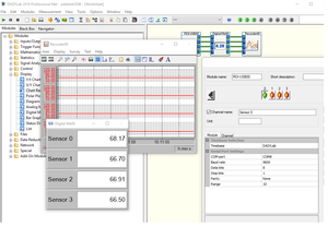 DASYLab Data Acquisition Software