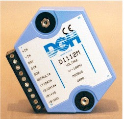 D1252M 4-20mA Analog to RS485 Serial Signal Conditioner Modules