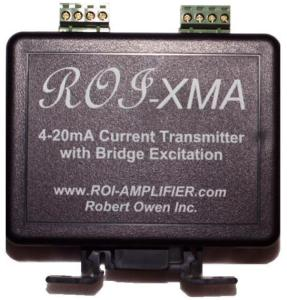 Use spare PLC 4-20mA inputs for potentiometer measurement, with the ROI-XMA potentiometer transmitter. ROI-XMA potentiometer transmitters allow the simple measurement of industry standard potentiometers. Existing potentiometers  can be connected to modern control systems.