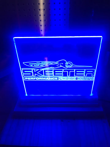 Skeeter boats sign