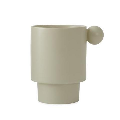 Inka Cup in White