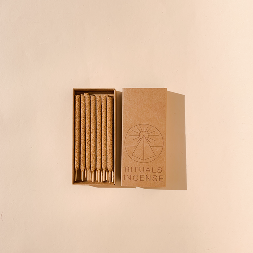 Sandalwood + Clove Incense Sticks