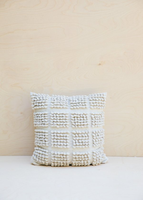 Aterra Pillow in Cream