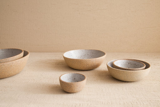 Nesting Bowls in Dune - Full Set