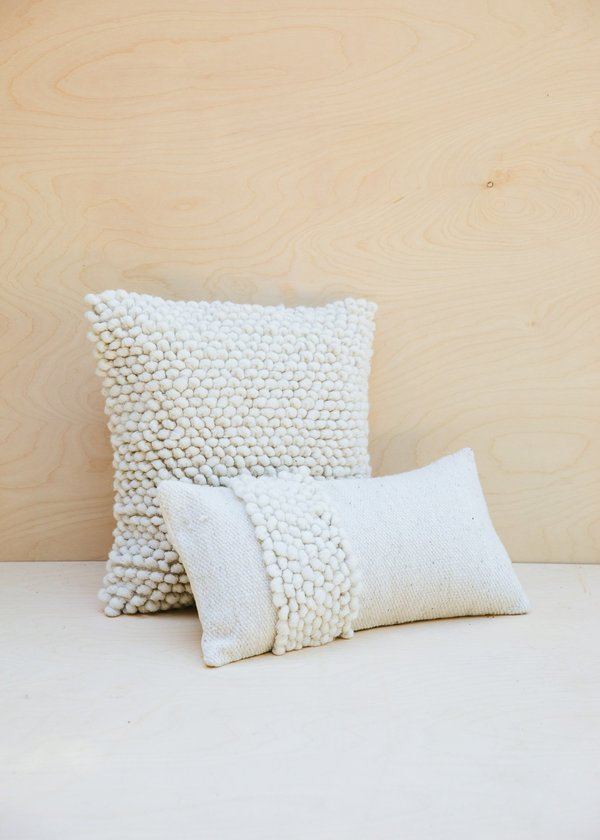 Nube Pillow in Cream