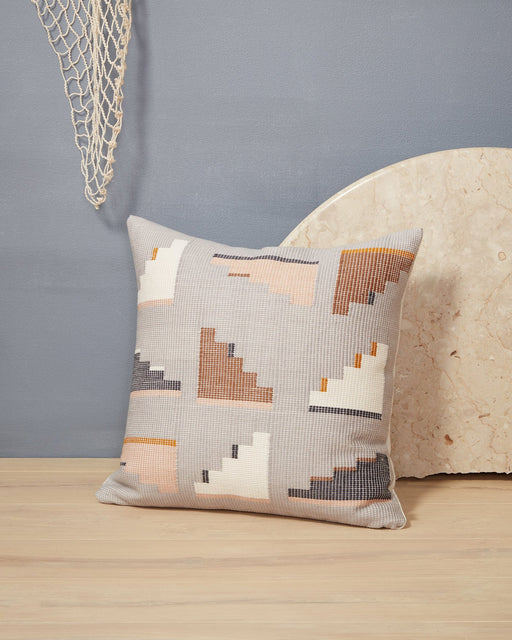 Barragan Pillow in Light Grey
