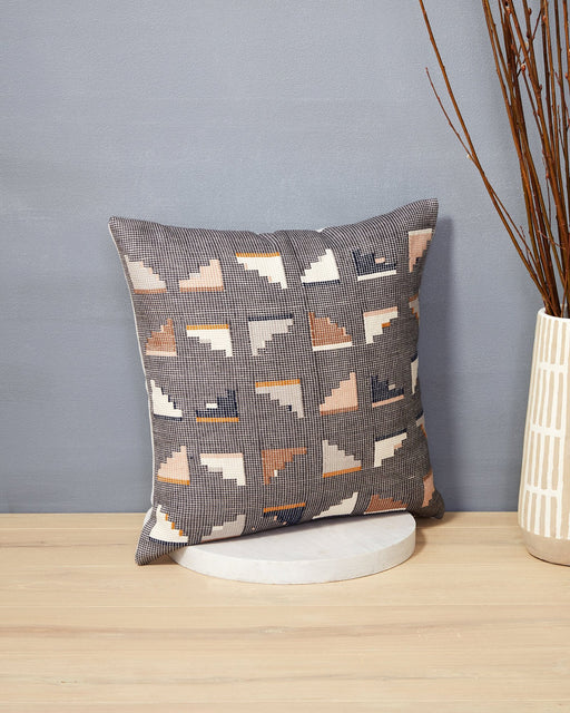 Barragan Pillow in Slate