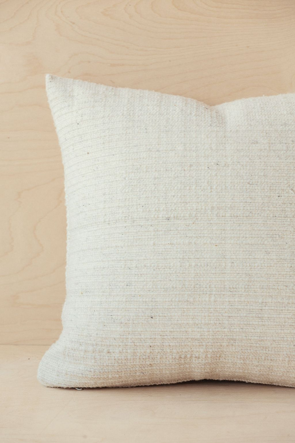 Nueva Pillow in Cream