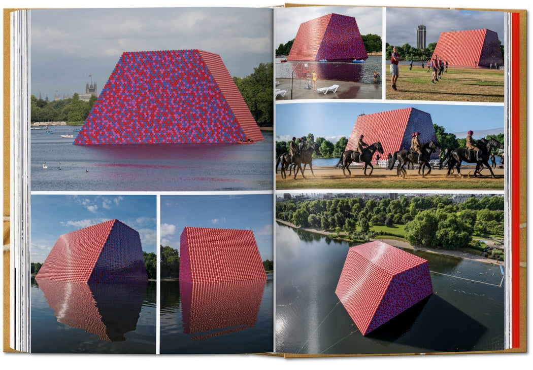 Christo and Jeanne-Claude – 40th Anniversary Edition