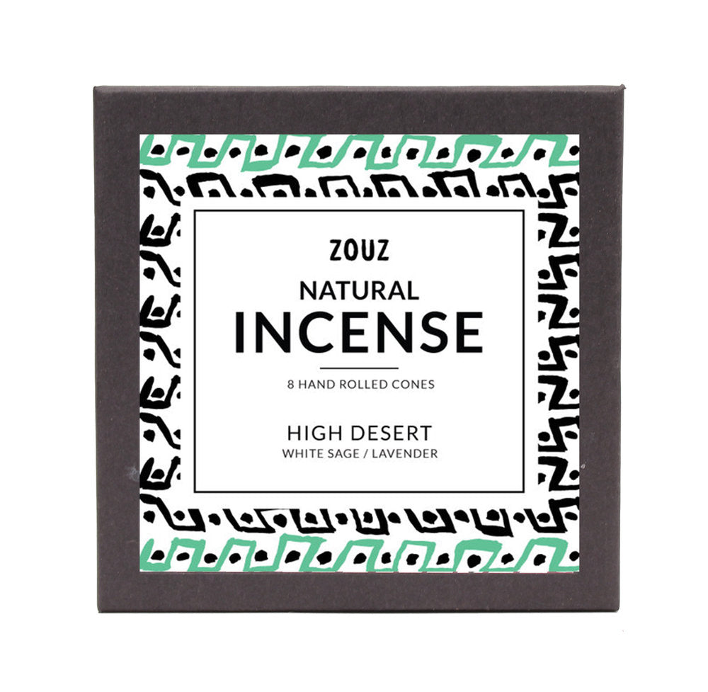 High Desert Blend Incense