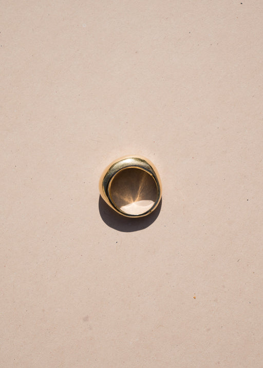 Siren Ring in Gold