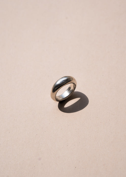 Eau Ring in Silver