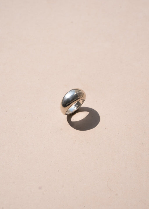 Siren Ring in Silver