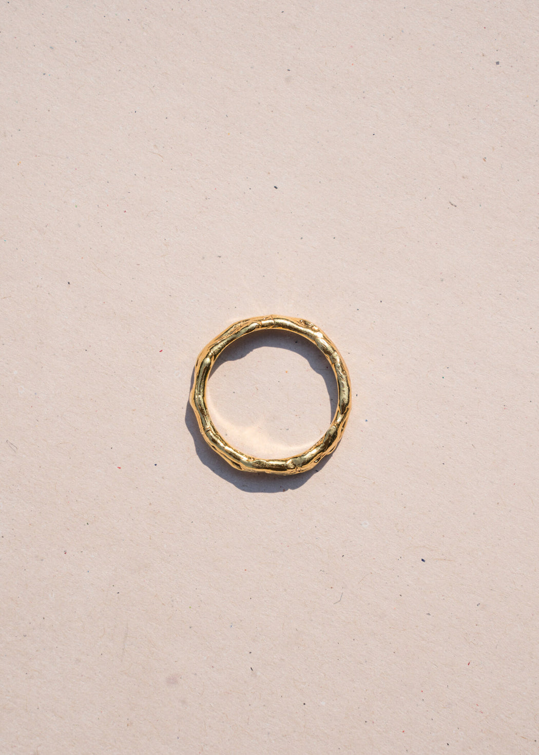 Talia Ring in Gold