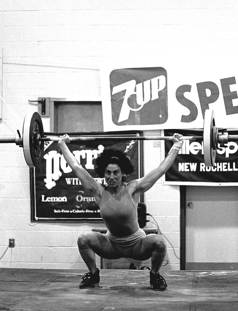 "Giselle Shepatin ""I was an International Elite Weightlifter"""