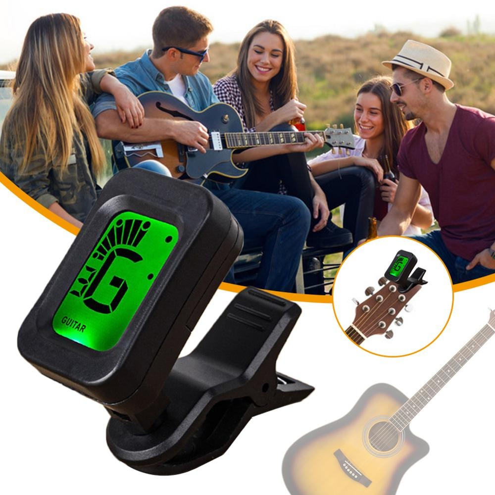 Digital Guitar Tuner