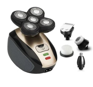 5 Blade Electric Head Shaver